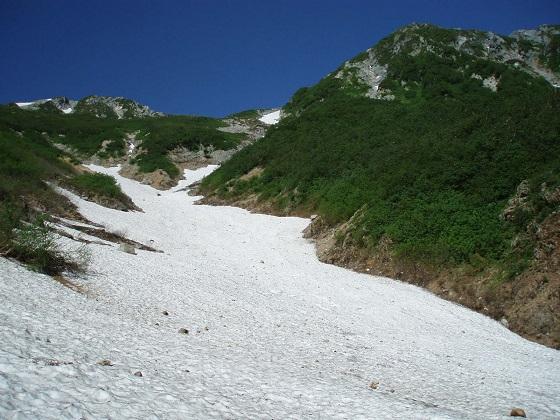 雪渓1-1