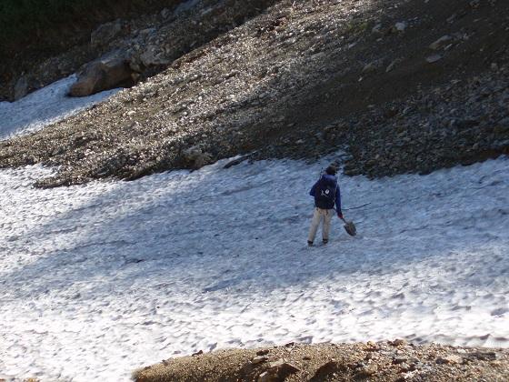雪渓2-2
