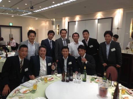 2014-8-16 正樹先生喜寿祝い (4)