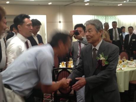 2014-8-16 正樹先生喜寿祝い (6)