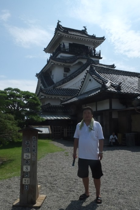 2014-8-24 高知城 (2)