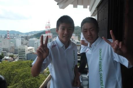 2014-8-24 高知城 (5)