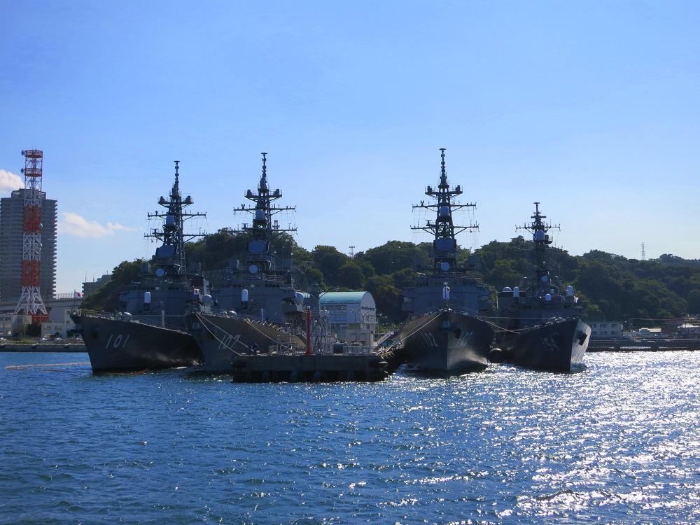 軍港めぐり2