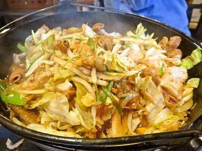 味噌もつ鍋2