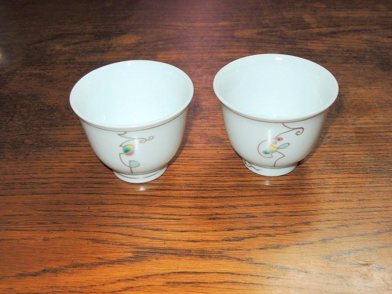川嵜貴生さんの茶器