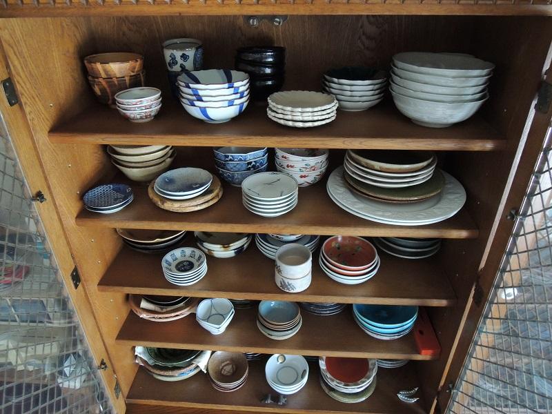 和食器用の食器棚