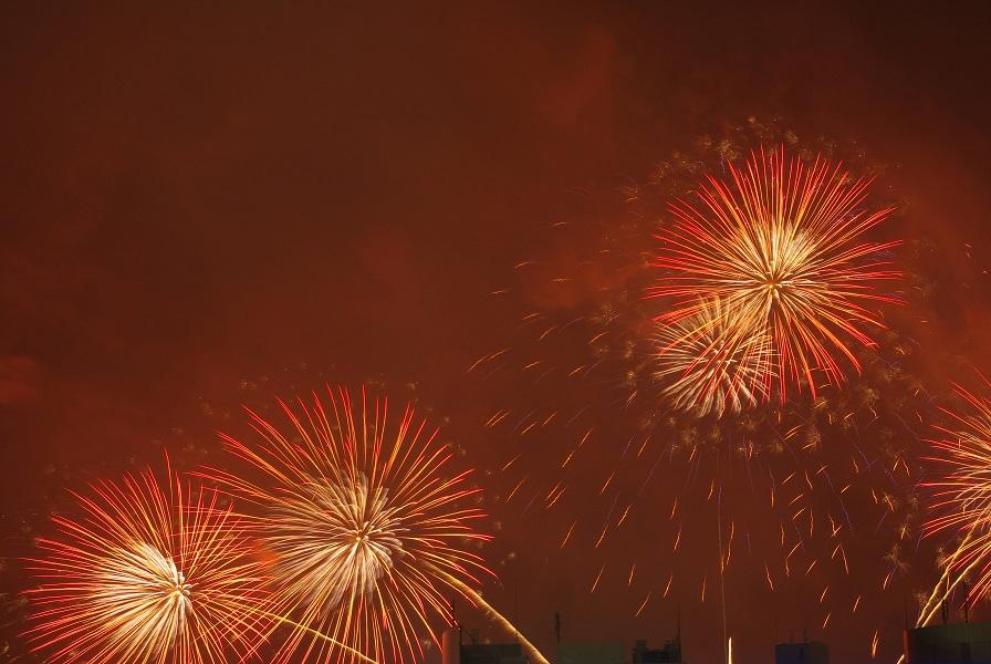 琵琶湖花火大会 2014年 その1