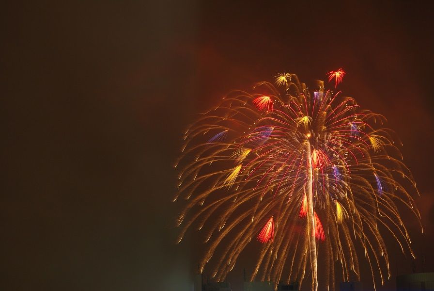 琵琶湖花火大会 2014年 その2