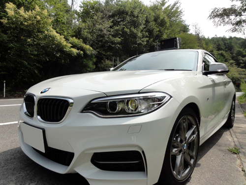 m235i front001