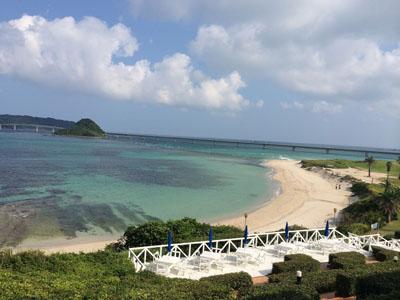 1日目角島
