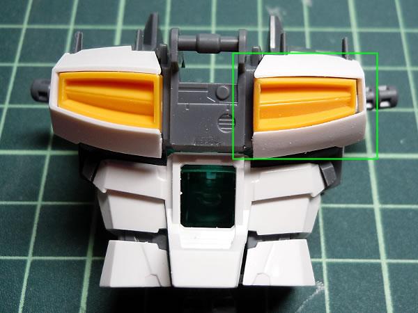 MG Hi-νガンダム Ver.Ka 製作001