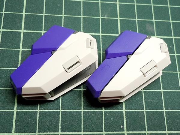 MG Hi-νガンダム Ver.Ka 製作003