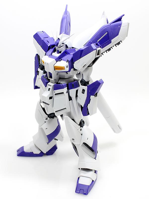 MG Hi-νガンダム Ver.Ka 製作014
