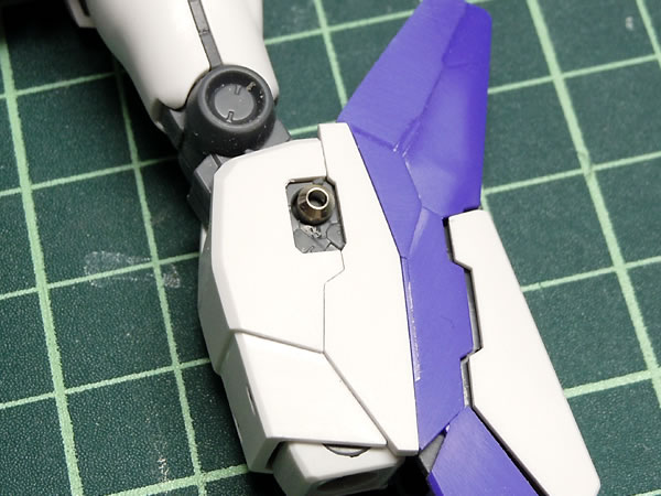 MG Hi-νガンダム Ver.Ka 製作015