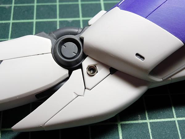 MG Hi-νガンダム Ver.Ka 製作016