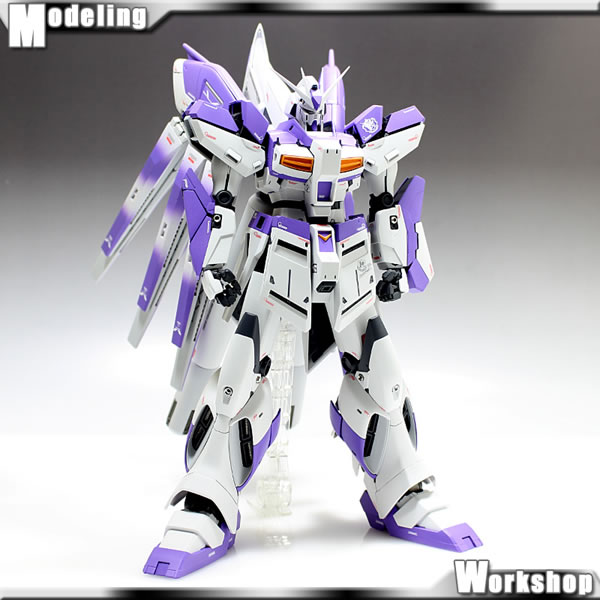 MG Hi-νガンダム Ver.Ka 製作024