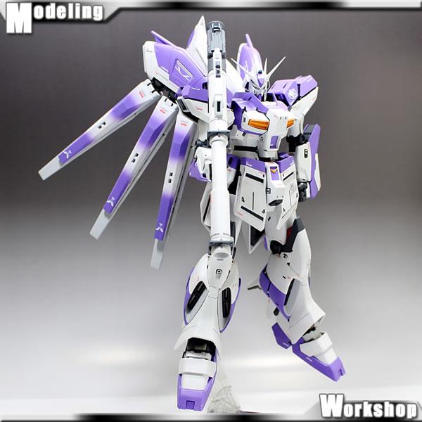 MG Hi-νガンダム Ver.Ka 製作028