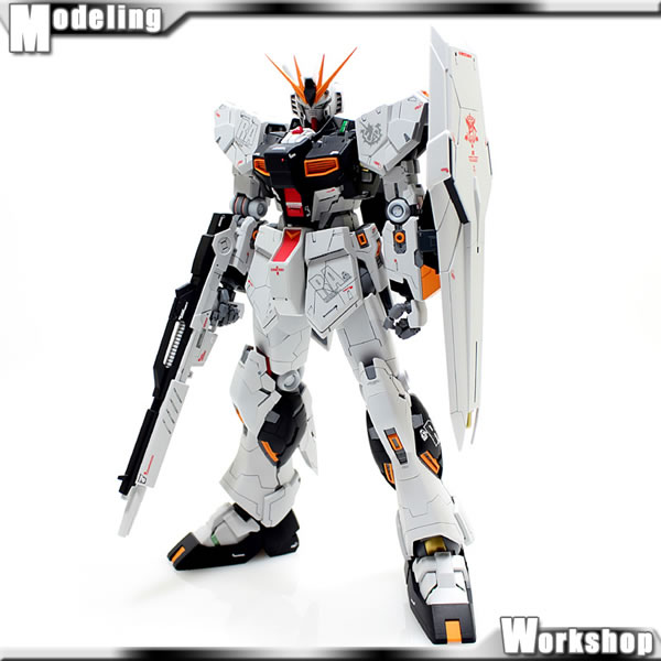 MG νガンダム Ver.Ka 2 製作20