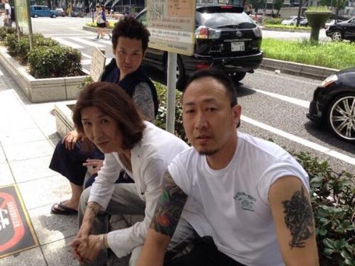 「友だち守る団」元代表 林啓一(りん けいいち)容疑者(52) 2