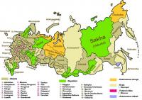 ロシアの領域(自称)