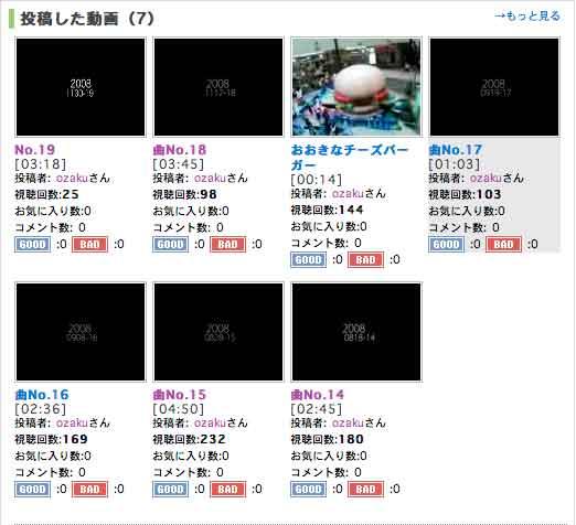投稿動画200811