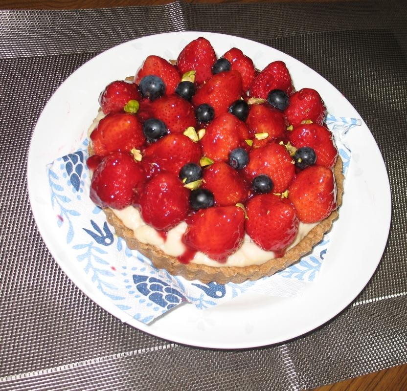 長女のバースデーケーキ