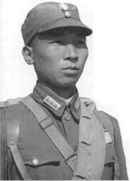 chinese nationalist army infantryman in combat uniform 1939