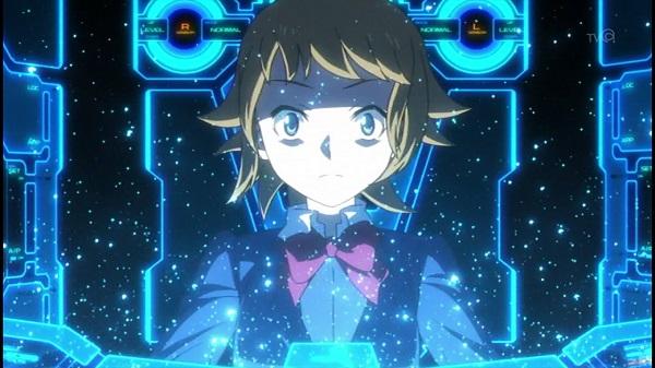 ガンプラ アニメ ガンダムビルドファイターズトライ 第1話 感想 ドム ラルさん