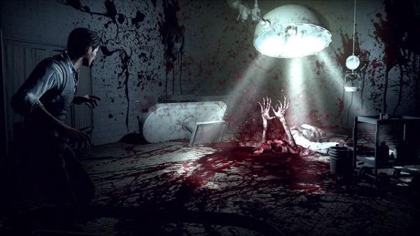 PS4 PS3 サイコブレイク psychobreak horror GAME ホラーゲーム 注目のソフト