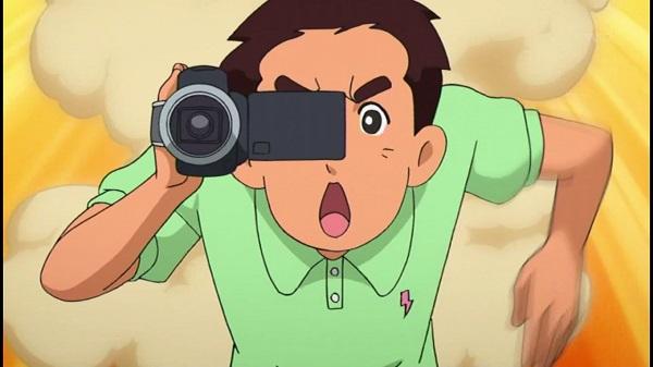 ゲームアニメ 妖怪ウォッチ 37話 運動会 太陽にほえるズラ 最終回 天野ケータ フミちゃん 死亡フラグ ムリかべ ドキ土器 ばくそく