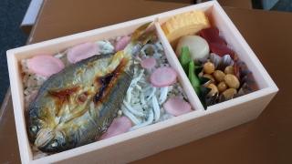 琵琶湖の鮎 氷魚ごはんと一夜干し 02