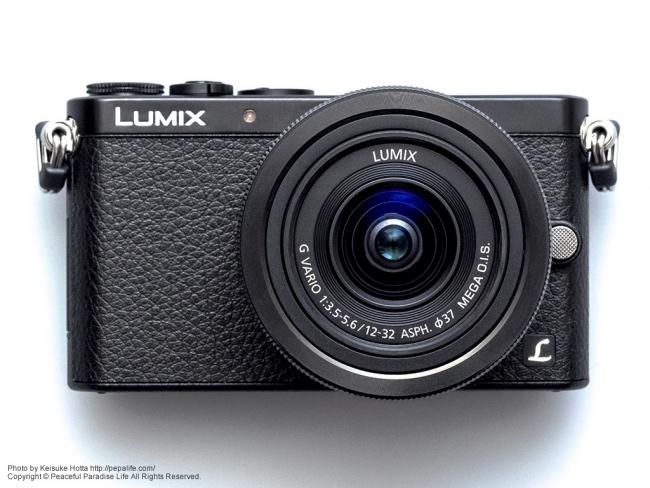 Panasonic LUMIX GM (DMC-GM1K) 正面