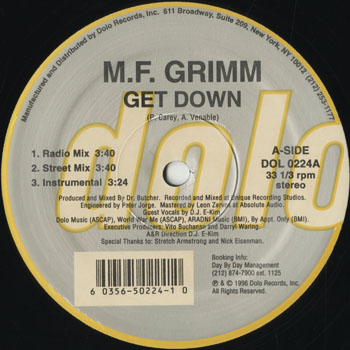 HH_MF GRIMM_GET DOWN_201409