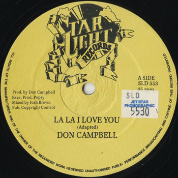 OT_DON CAMPBELL_LA LA I LOVE YOU_201409