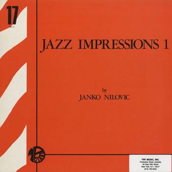 JZ_JANKO NILOVIC_JAZZ IMPRESSIONS 1_201409