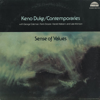 JZ_KENO DUKE_SENSE OF VALUES_201409