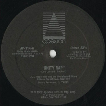 HH_DJ MAGIC RAY_UNITY RAP_201409