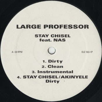 HH_LARGE PROFESSOR_STAY CHISEL_201409