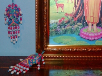 モン族刺繍ニューアイテム