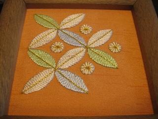 日本刺繍の会「七宝」
