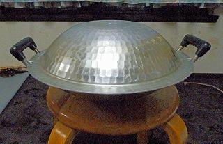上蓋がうどんすき鍋