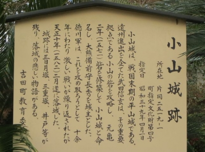 to.遠江国小山城 001