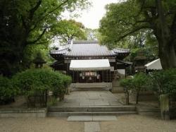 安居神社 002