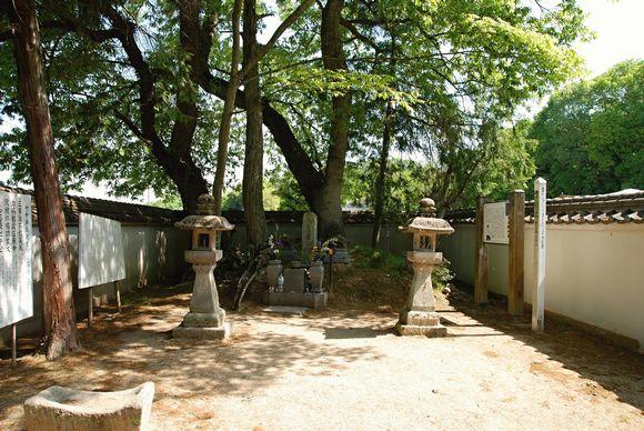 半兵衛の墓 003