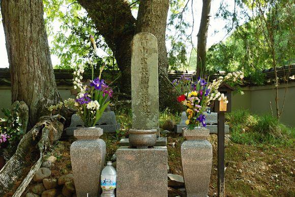 半兵衛の墓 006