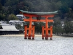 it.厳島神社 002 鳥居