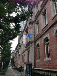 三菱一号館美術館出口