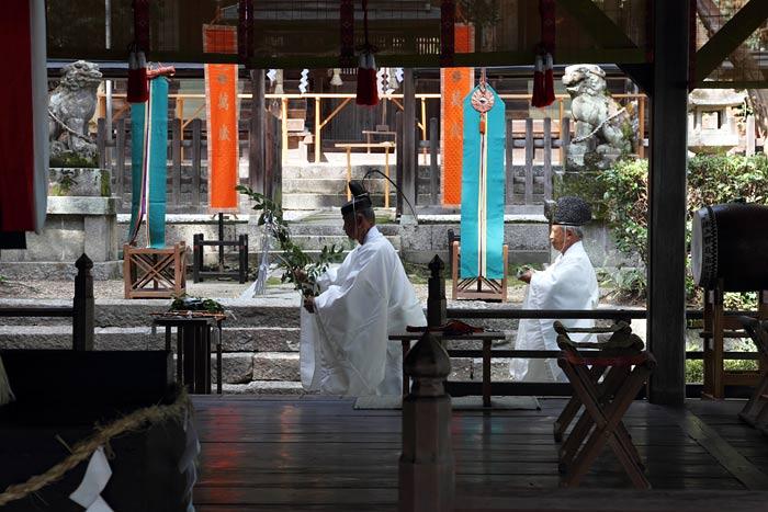登彌神社 豊穣祈年祭1