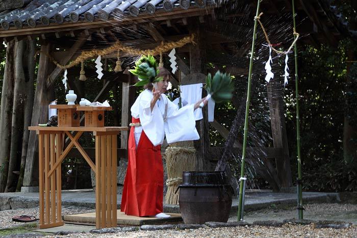 登彌神社 豊穣祈年祭2