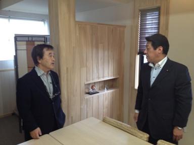平野会長 松村先生